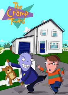 The Cramp Twins Childhood Tv Shows, 90s Childhood, My Childhood Memories, 2000 Cartoons, Old Cartoons, Classic Cartoons, Nostalgia Art, The Cramps, Good Old Times