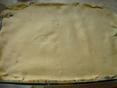 Prajitura cu mac - Retete in imagini - Culinar.ro Forum Sheet Pan, Desserts, Mascarpone, Springform Pan, Tailgate Desserts, Deserts, Postres, Dessert, Plated Desserts