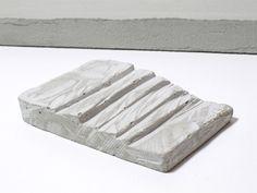 Concrete soap dish / holder (Staircase design)