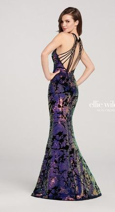 d247dc34175 Ellie Wilde by Mon Cheri Dress EW119040