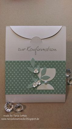 First Communion Cards, Sympathy Cards, Stampin Up Cards, Making Ideas, Sewing Crafts, Card Making, Delicate, How To Make, Handmade