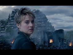 INSURGENTE - Divergente la Serie - Teaser Tráiler - 2015 en 3D - YouTube