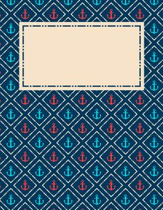 Best Material For Carpet Runners Referral: 5264423096 Binder Cover Templates, Binder Covers, Notebook Covers, Journal Covers, Anchor Crafts, Lined Writing Paper, Diy Calendar, Book Sleeve, Good Notes