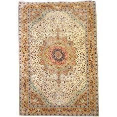 Hereke oversized rug x ft / 500 x 330 cm turkish vintage carpet. This turkish Hereke Wool rug is made of fine wool on cotton warp and weft. It is in exquisite vintage condition. Size is between 16 x 10 ft and 17 x 11 ft. Carpets Online, Carpet Sale, Rugs On Carpet, Original Vintage, Bronze, Best Carpet, Carpet Stairs, Carpet Runner