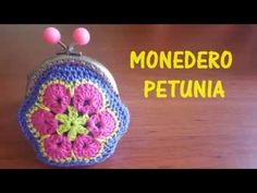 MONEDERO PETUNIA - YouTube
