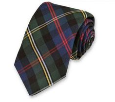 HIGH COTTON GORDON PLAID NECK TIE by High Cotton from THE LUCKY KNOT