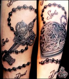 pix for his and hers lock and key tattoos tattoos i adore pinterest key tattoos tattoo. Black Bedroom Furniture Sets. Home Design Ideas