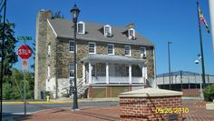 Old Jail House Carroll County, Maryland Hauntings