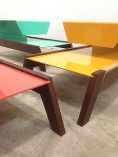 Low-Low Tables par Mal & Mar - Journal du Design