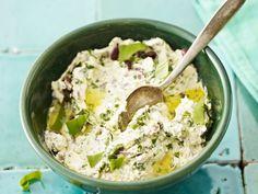 Probieren Sie den leckeren Bärlauchfrischkäse von EAT SMARTER oder eines unserer anderen gesunden Rezepte!