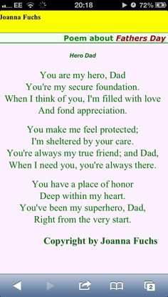 32 Best father poems from daughter images in 2017 | Dad