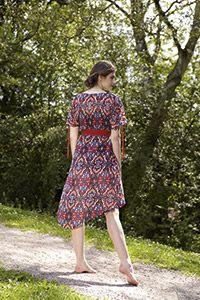 Hier könnt ihr euch das Schnittmuster für das Sommerkleid aus dem HANDMADE Kultur Magazin Nr. 08/2012herunterladen. Viel Spaß beim Nähen! Sommerkleid Schnittmuster (PDF)zum Downloaden