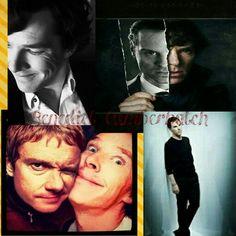 I made a collage o3o Benedict, everyone!