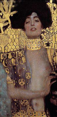 Klimt   Judith I, 1901