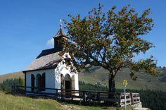 Strobl, Kapelle am Postalm