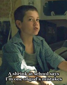 """Carl Gallagher, """"Shameless"""" 