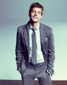 Hunter Parrish - my newest celebrity crush.