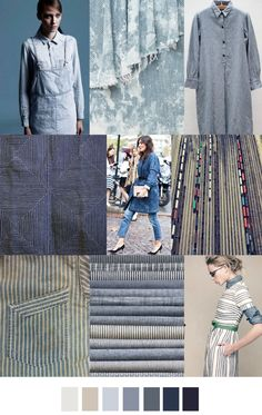 All aboard 2017 2016 Trends, Summer Trends, Fashion Forecasting, Fashion 2017, Fashion Trends, Future Trends, Denim Trends, Fashion Colours, Textiles