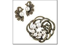 Antiqued Pearlesque Collection $15.99