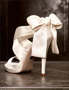 Vera Wang for David's Bride Shoes