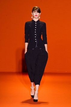 Andrew Gn Spring 2013 Runway Pictures - StyleBistro