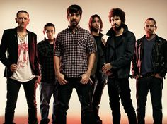 Linkin Park. Looked up the tour set list and been listening to it non stop. SO READY!!!