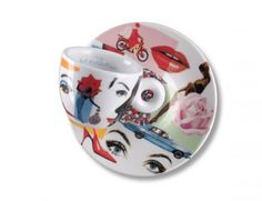 Almodovar per Illy Art Collection 2
