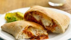 This recipe is super quick when you start with purchased chicken in barbecue sauce and Pillsbury® pizza crust.