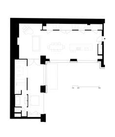 Galeria de Loft do Fotógrafo / Bruzkus Batek Architekten - 7