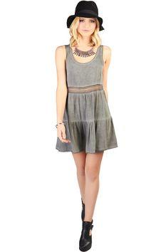 Ally Dress   Markkit.com #festivalstyle #coachella #style #festival #summer #spring #ootd