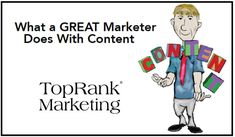 """Learn how to put the """"marketing"""" in content marketing with these tips that turn a good marketer into a great one."""