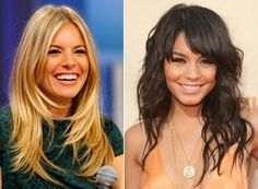 12 Celebrity Hair Tricks To Make You Look Thinner (The Store Blog ...