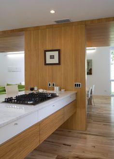 Fairfield House modern-kitchen
