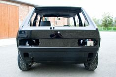VW Mk1 Golf GTI Restoration