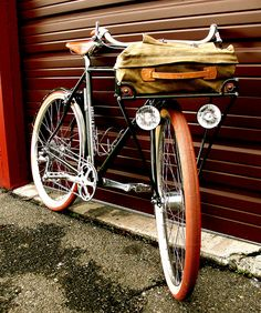 650b Commuter #bicycle by @VanillaWorkshop, via Flickr yum #bike