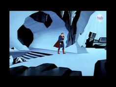 Man of Steel trailer recreated using Superman: The Animated series
