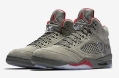 Official Images Of The Air Jordan 5 Camo