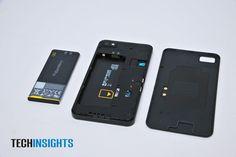 블랙베리의 구세주가 되어야할 블랙베리 Z10의 내부 모습은... by TechInsights :: 라디오키즈@LifeLog