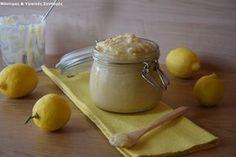 Νόστιμες κ Υγιεινές Συνταγές: Κρέμα λεμονιού χωρίς βούτυρο και αυγά