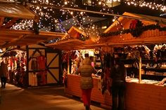 Nov 20 to Dec23, 2015 – Based on the German Christmas markets dating back to the 14th century, ...