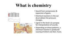 What Is Chemistry, Chemical Reactions, The Expanse, Feelings