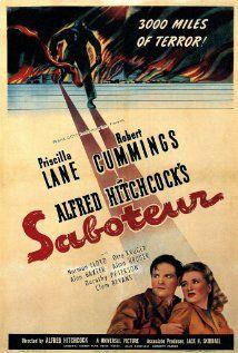 Saboteur / HU DVD 3525 /  http://catalog.wrlc.org/cgi-bin/Pwebrecon.cgi?BBID=7228700