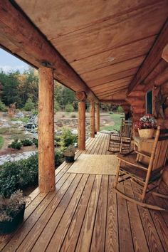 Beautiful, give me a porch to relax on, while praying in thanksgiving for all God's blessings.