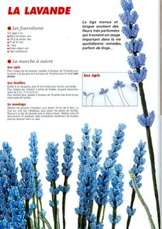 Magic Loisir - les fleurs en perles-26