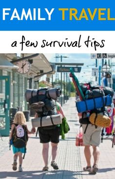 {What are your Survival Tips?} This post that includes great recommendations on how to help your children feel comfortable, at ease and happy while away from home {Giveaway from Stuck On You}