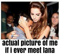 Accurate. Lana Del Rey #LDR lol