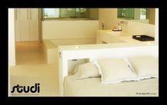 Suite en Ibiza , proyecto y reforma realizada por studi