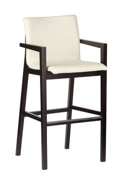 Modern bar stool, by Klose. #KloseFurniture #RestaurantFurniture #barstool