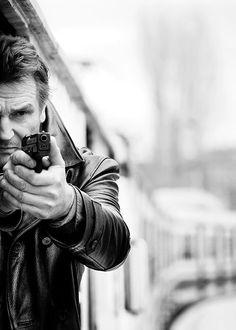 Liam Neeson...he's awesome