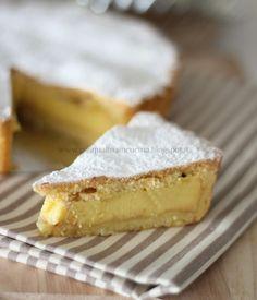 Pasqualina in cucina: La torta della nonna